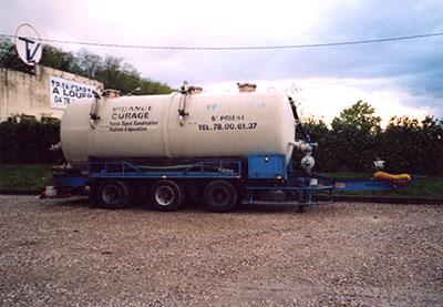 Assainissement eaux usées Rhône 69